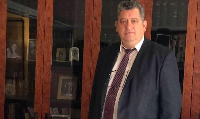 Χρήστος Αντωνόπουλος: Θα είμαι παρών να δίνω πολιτικές μάχες