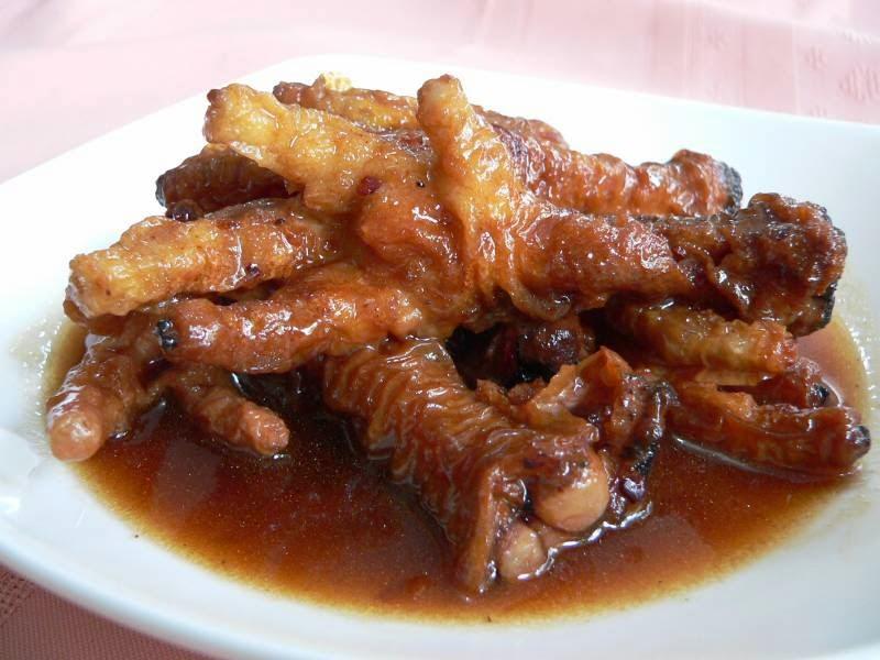 Bacem Kaki Ayam Trias Kitchen