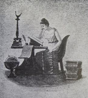 'Qui voit une lettre de moi, voit ma figure ou mon âme' Marceline Desbordes-Valmore (Lettre à Constant Desbordes du 12 novembre 1824.)