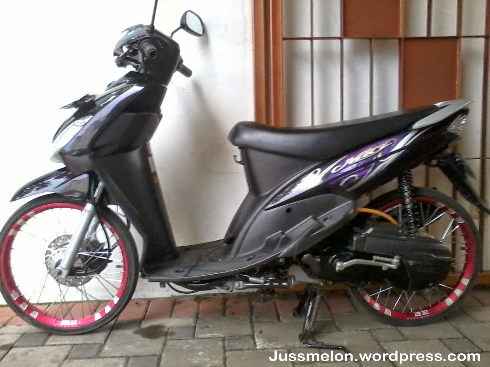 Modifikasi Motor Yamaha Mio 2010 Pecinta Modifikasi