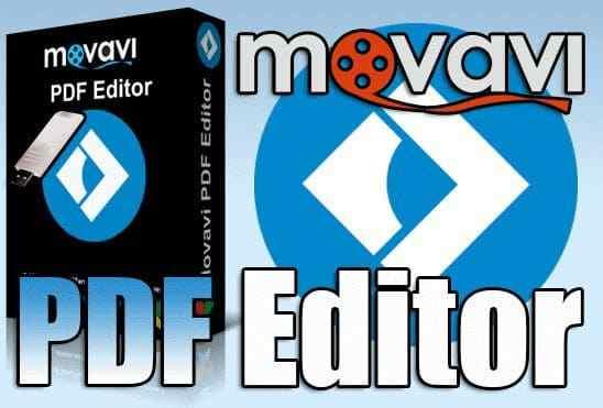 تحميل برنامج Movavi PDF Editor 3.2.0 Portable نسخة محمولة مفعلة اخر اصدار