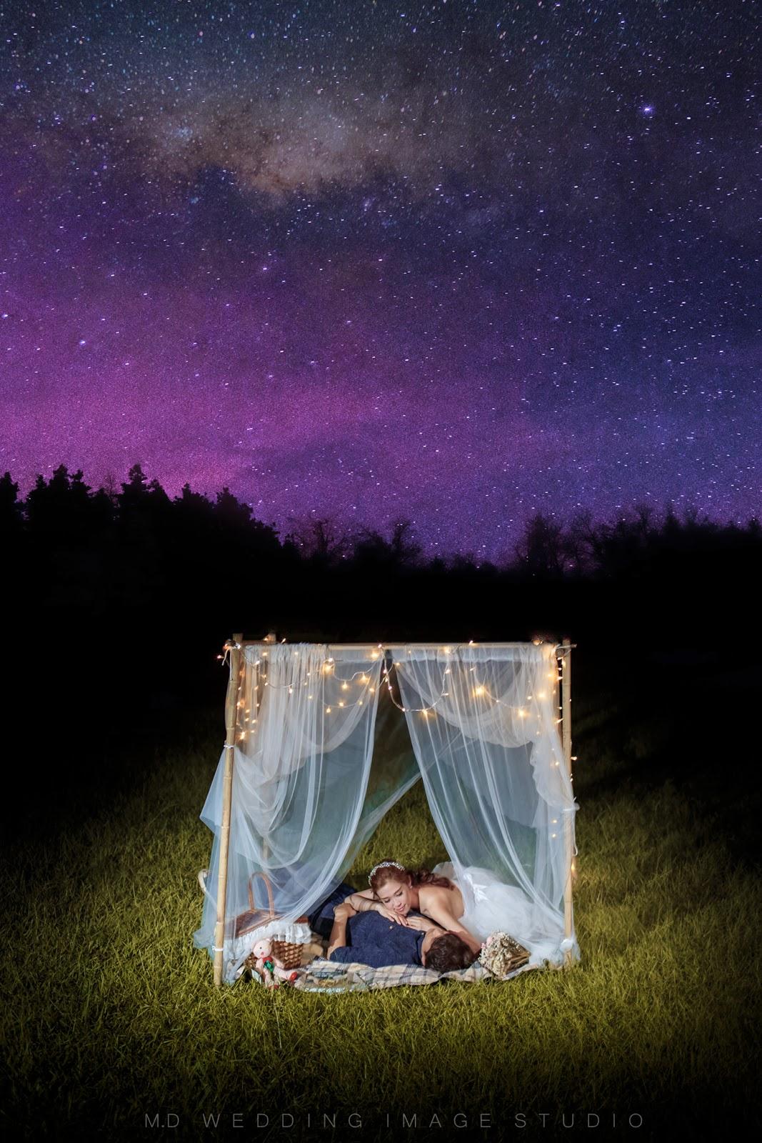 星空婚紗.銀河婚紗,海外婚紗推薦