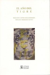 Vicente Aleixandre: en el año del tigre, Ancile