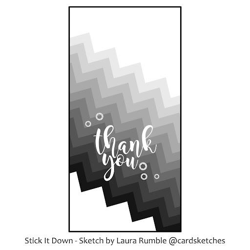 August Card Sketch