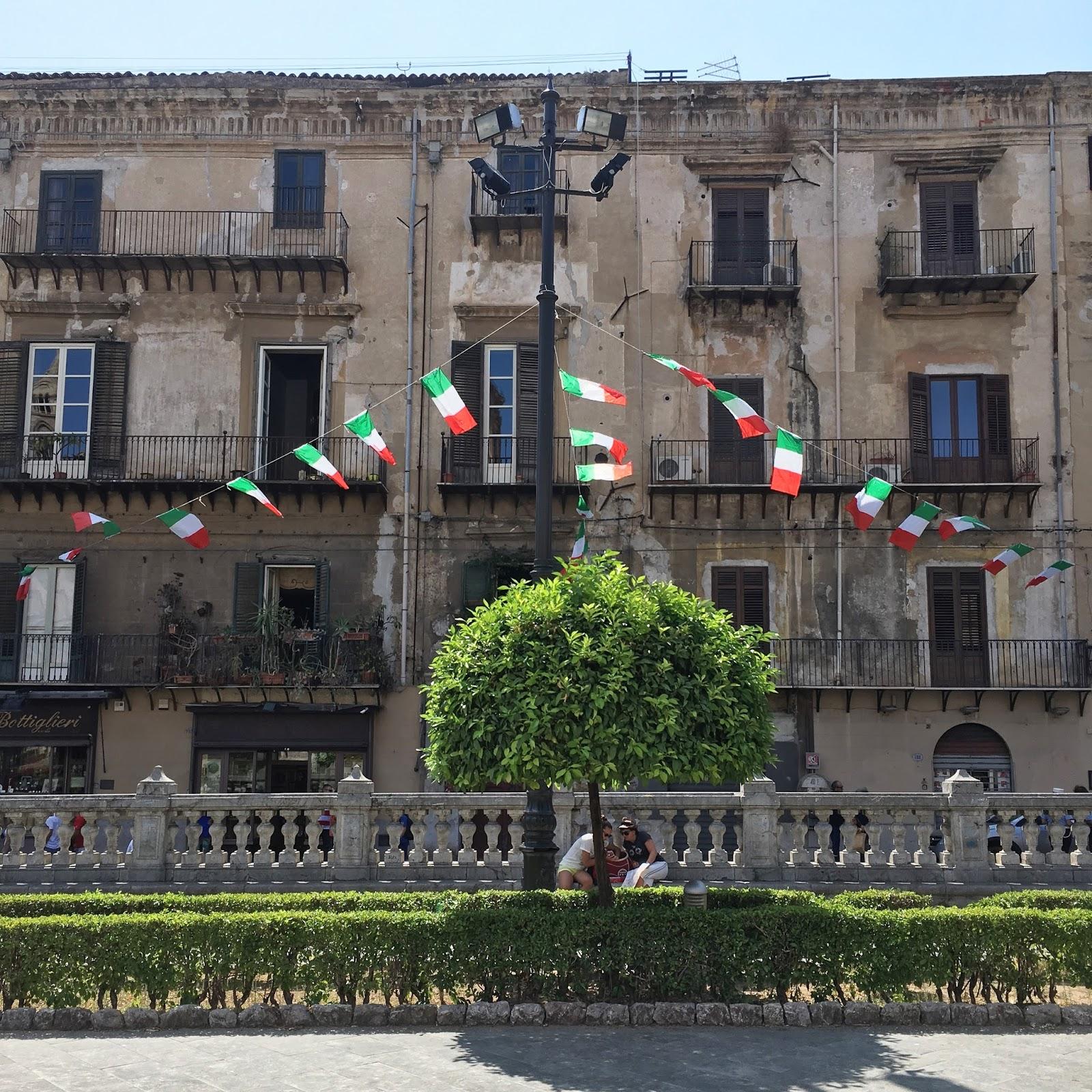 Italy, Sicily, Palermo, ejnets, travel blogger