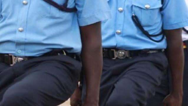 Police Constable Remko Madowo