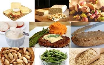21 Alimentos mais ricos em proteínas do que um ovo