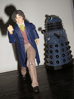Running away from a Dalek