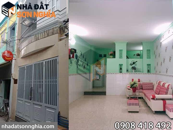 Bán nhà hẻm 49 đường số 51 phường 14 quận Gò Vấp