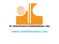 Loker Pabrik Semarang Agustus 2020 PT Intanwijaya Internasional Tbk