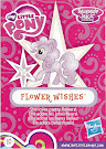 My Little Pony Wave 18 Flower Wishes Blind Bag Card