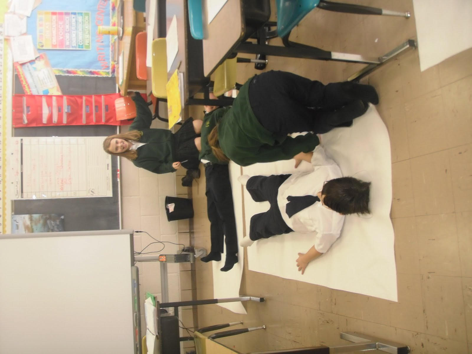 St Pius X Fifth Grade Science Human Body Systems