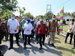 Nanang Dampingi Sudin Kampanyekan Gemarikan