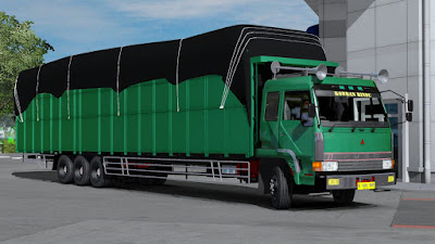 Truck Fuso The great (Tribal v4)