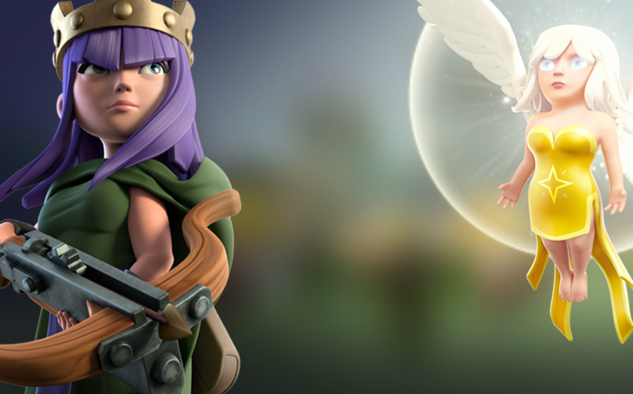 Clash of Clans, Healer Changes (August 2016 Update)