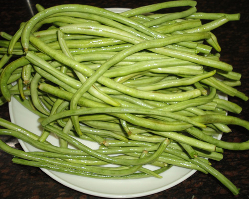 long beans image