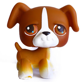 Littlest Pet Shop Special Boxer (#25) Pet