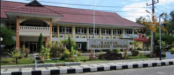 kantor Walikota  Kota Sibolga