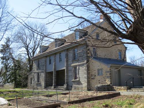 John Bartram house
