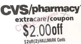hallmark $2 off coupon