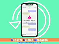 Recover Deleted Text Messages From Android and iOS