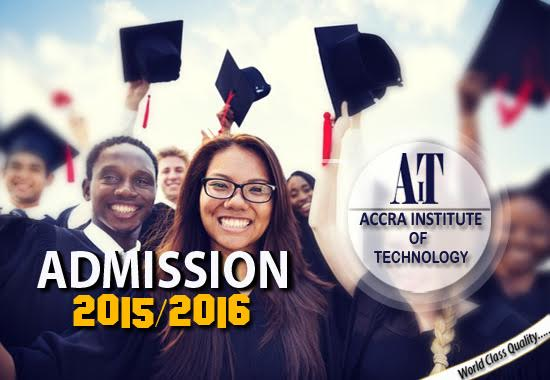 Accra Institute of Technology Admission 2017