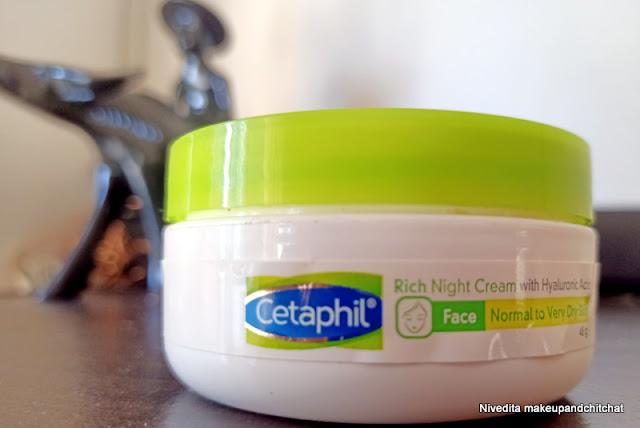 Cetaphil Night Cream Review