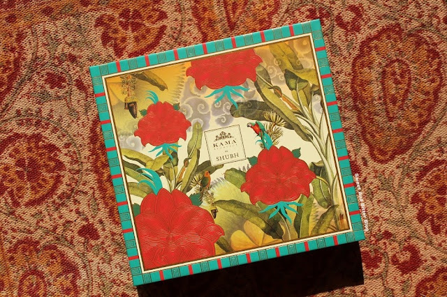 Kama Ayurveda Shubh Limited Edition Soap Box Set