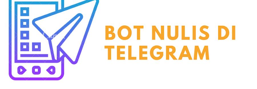 Bot Nulis di Telegram, Ubah Teks Jadi Tulisan Tangan