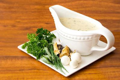 Mushroom Cream Food Products
