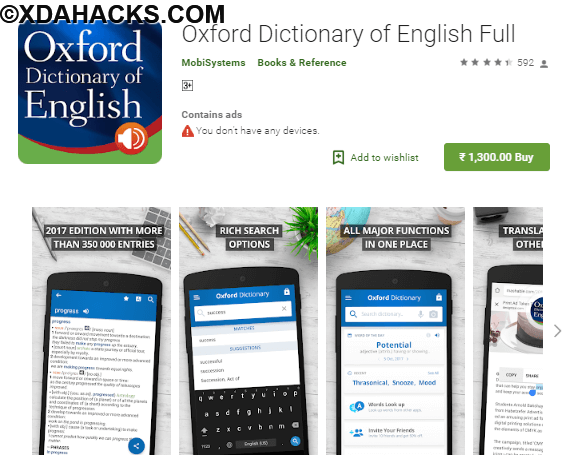 Oxford Dictionary of English v9.1.347 [Premium]-DATA.rar