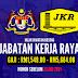 Jawatan Kosong Terkini Jabatan Kerja Raya (JKR) ~ Gaji : RM1,549.00 - RM5,684.00