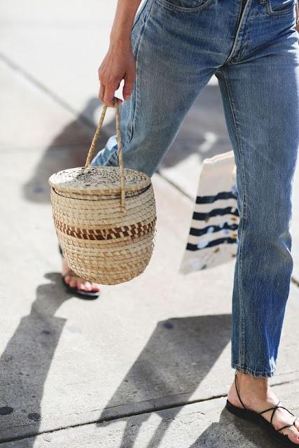 Basket Bags - Bolsos Cesta
