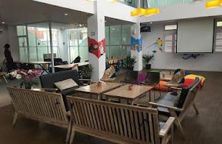 EduPlex Coworking Space Bandung