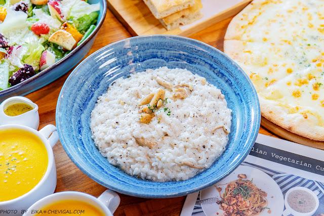 MG 8271 - 熱血採訪│台中清新森林系餐廳,多國人氣蔬食料理好美味,假日容易客滿建議先訂位