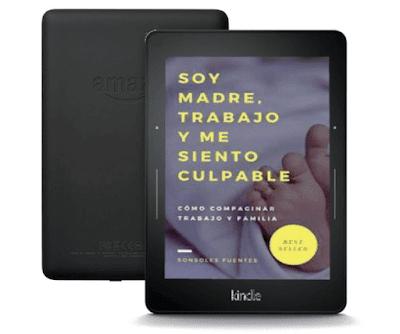 libro Soy madre, trabajo y me siento culpable de Sonsoles Fuentes