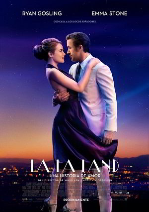 La La Land 2016 DVDScr