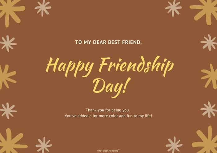 friendship wishes images