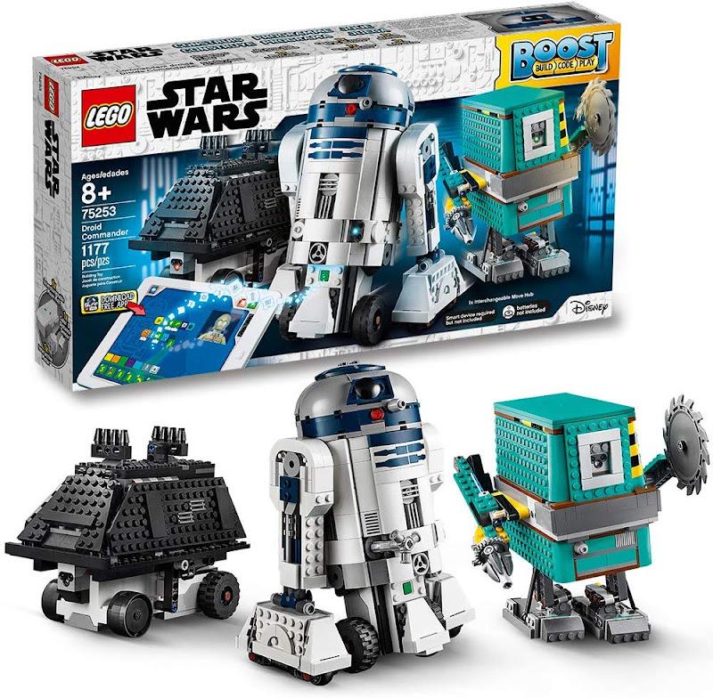 LEGO Star Wars Boost Droid Commander 75253 Star Wars Droid