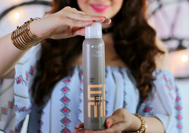 Wella Professional EIMI, Dry Me, Dry Shampoo, Hairstyling Product