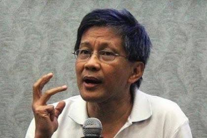 RKUHP, Makar terhadap Presiden Terancam Hukuman Mati. Rocky Gerung Lontarkan Kritik Keras