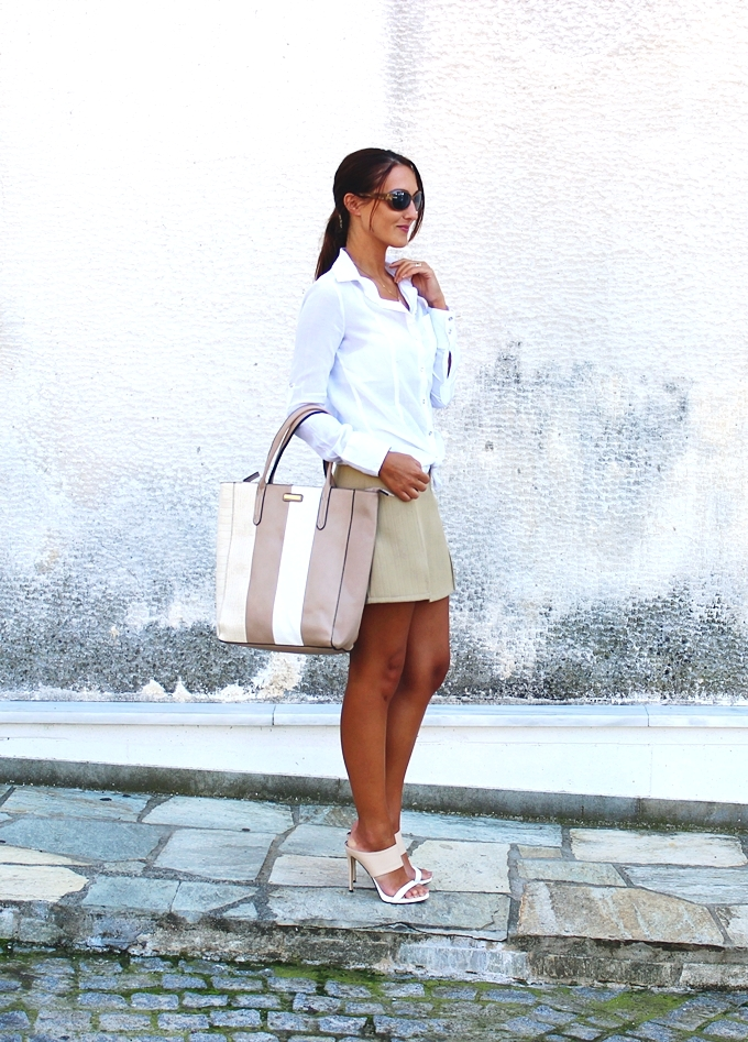 how to wear white after labor day, outfit ideas