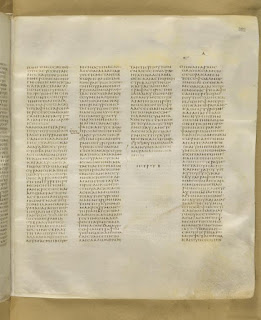 Codex Sinaiticus Epistles 1 of John