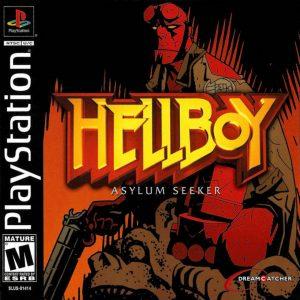 Baixar Hellboy: Asylum Seeker (2000) PS1