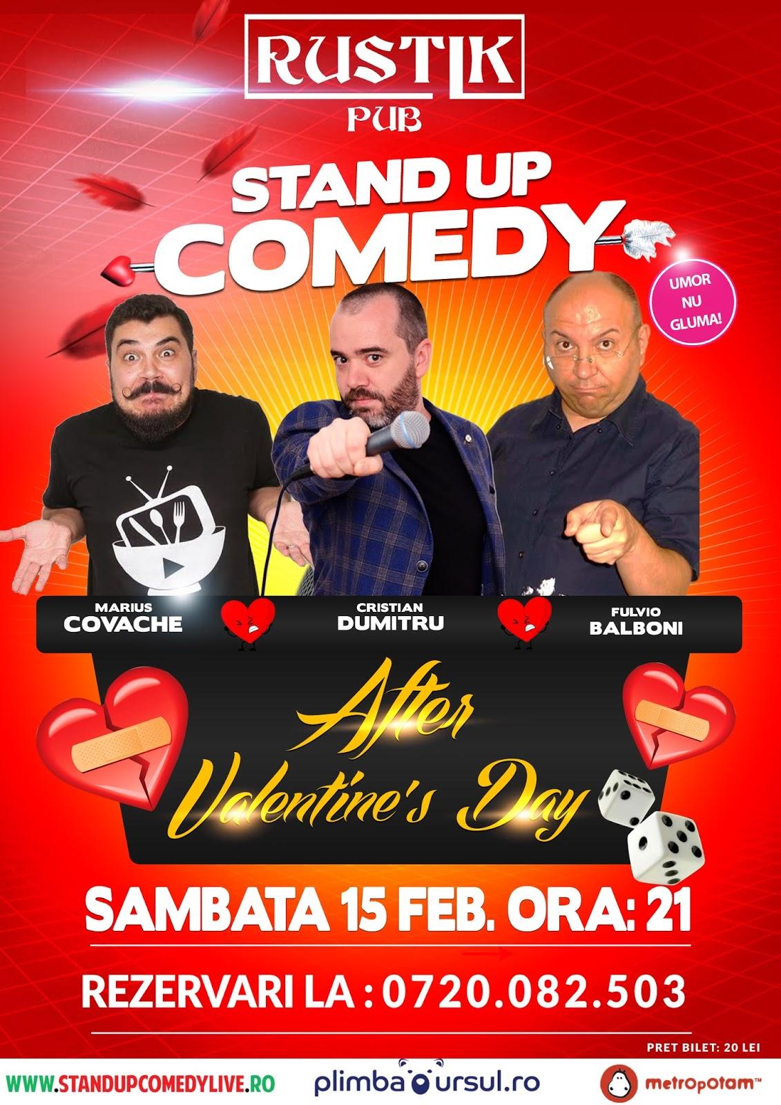 Stand-Up Comedy Straja