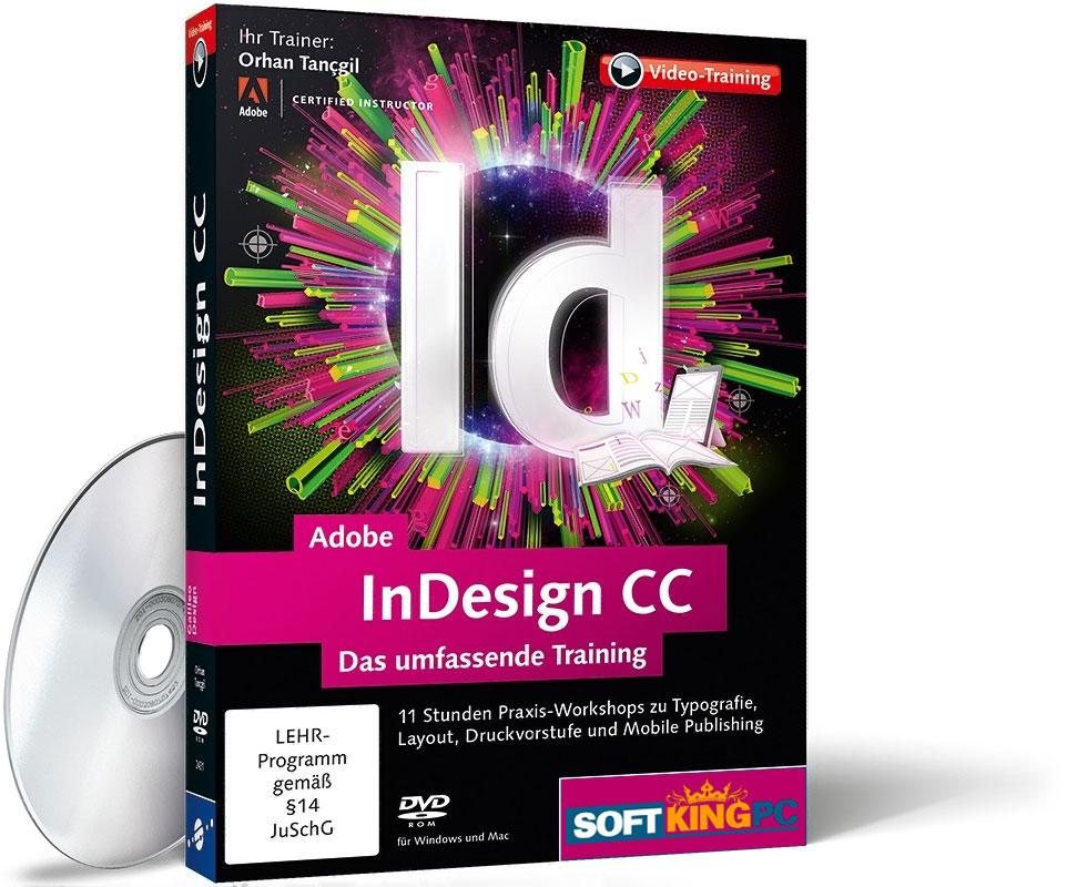 Adobe InDesign CC (v13 0 0 125) 2018 Free Download - SOFTKIN