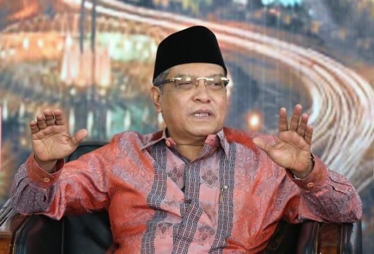 Kata Said Aqil: Umat Harus Kembali Bersatu, Jangan Lagi Menjual Agama