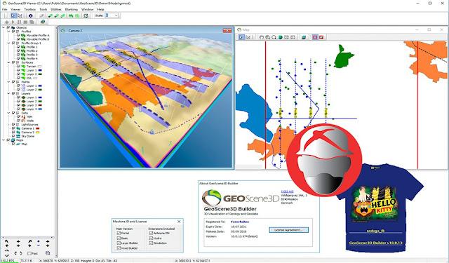 GeoScene3D v10.0