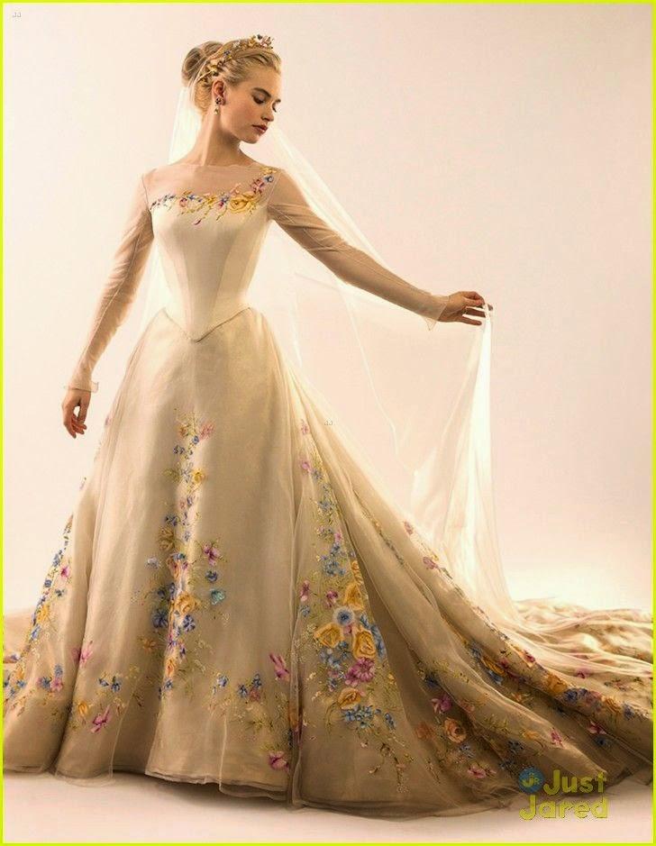 Cinderela vestido de Noiva