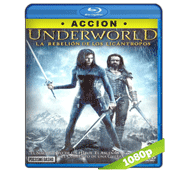 Inframundo 3: La Rebelion de los Lycans (2009) Full HD BRRip 1080p Audio Dual Latino/Ingles 5.1